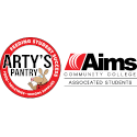Aims Community College Arty's Pantry Logo